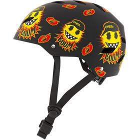 O'Neal Dirt Lid Helmet Youth emoji-black/yellow